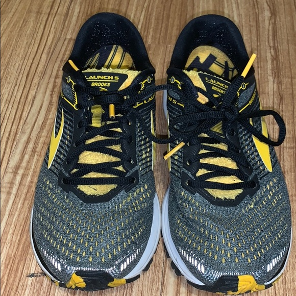 822d71920cb Brooks Shoes - Brooks Launch 5 Pittsburgh 2018 Running Shoes